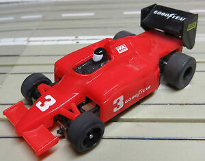 For H0 Slotcar Racing Railway Formula 1/Indy With Tomy