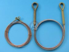 Eureka XXL 1/25 Metal Towing Cable for German Tiger I Ausf.E Tank WWII ER-2502