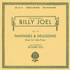 Billy Joel - Fantasies & Delusions: Music for Solo Piano [New CD]