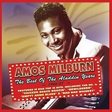 Amos Milburn - Best of the Aladdin Years 1946-57 [New CD]