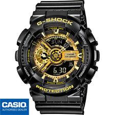 CASIO GA-110GB-1AER⎪GA-110GB-1A⎪ORIGINAL⎪G-SHOCK Classic⎪DORADO⎪XL⎪HOMBRE
