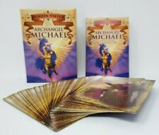 Archangel Michael Oracle Cards by Doreen Virtue Guidebook 44 Tarot Card Deck