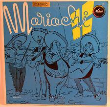 Album Vinyl Mariachi Mexico Musart ED90