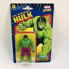 "Hasbro Kenner Marvel Legends Incredible Hulk 3.75"" Action Figure"