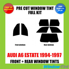AUDI A6 ESTATE 1994-1997 FULL PRE CUT WINDOW TINT