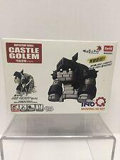 Maple Story -Castle Golem Moving 3-D Kit