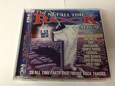 The No.1 All Time Rock Album 1995 2 CD RUSH ELO ETC