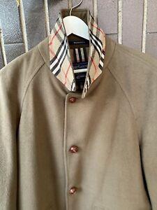 Burberry Vintage Coat - Camel, Men's L - Perfect Condition! 100% Authentic