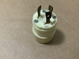 COMMERCIAL 30 AMP TWIST LOCK PLUG 125v  L5-30