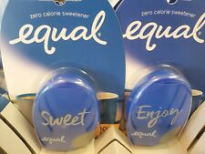 10 Equal zero calorie sweetener 100 ct tablets (1000 total)