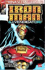 Iron Man & I Vendicatori N. 21 (La rinascita eroi N.3)