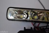2 E-Prüfzeichen vorne Starke 6 SMD LED Lichter Lampen 12V Dach Bull Rammschutz
