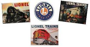 2009 discontinued k-line by Lionel 22477 Lionel Tin Sign Replica mint 1:48 size