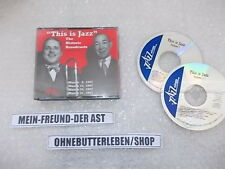 CD Jazz This Is Jazz Vol. Two 2 Disc (31 Song) JAZZOLOGY