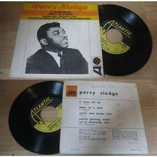 PERCY SLEDGE - It Tears Me Up French EP Soul Funk 67'