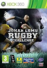 Microsoft Xbox 360 Rugby Video Games with Multiplayer