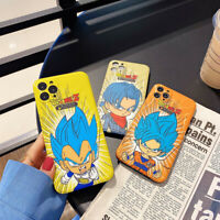 Anime Cartoon Dragon Ball Son-Goku Phone Case For iPhone 11 Pro Max SE Xr Xs