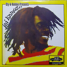 Ini Kamoze s/t LP Sly & Robbie Vinyl Album - WORLD OF MUSIC RECORD Damian Marley