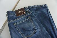 LTB 5024 Rosette straight stretch Jeans mid rise Hose 29/32 W29 L32 darkblue ad4