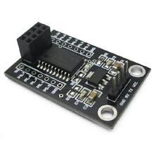 5V-3.3V Wireless STC15L204 MCU AMS1117 Driver Board +NRF24L01 UART Interface