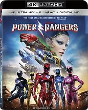 Power Rangers (4K Ultra HD)(UHD)(Atmos)(Dolby Vision)(Pre-order / June 27)