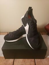 """New Adidas Originals Boston Super X R1 Boost NMD Shoes """"Never Made Black"""" EE3654"""