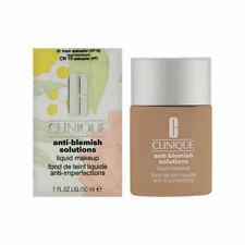 Clinique Anti-Blemish Solutions Liquid Makeup CN 10 Alabaster Brand New