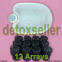 Direct Release Foot Spa Set Known as Dr Detox Foot Spa Cell Cleanse + 12 Arrays