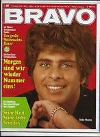 BRAVO Nr.50 vom 7.12.1970 Ricky Shayne, Tremeloes, Daliah Lavi, Black Sabbath...