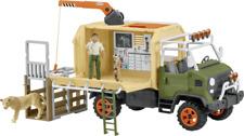 Schleich Wild Life    42475 Animal rescue large truck NEW
