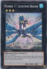 ♦Yu-Gi-Oh!♦ Numéro 17 : Dragon Léviathan : BP01-EN027 -ANGLAISE/RARE-