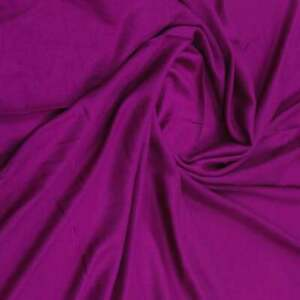 Indian Plain Solid Pure Cotton Fabric Voile Hand-Dyed Dressmaking Sewing Fabrics