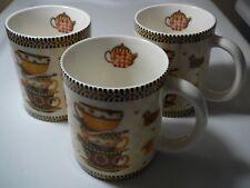 Amcal Country Coffee Break by Debbie Mumm (3) Mugs Coffee Tea