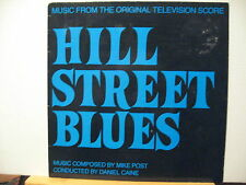 HILL STREET BLUES Original Television Score MIKE POST Daniel Caine FREE UK POST
