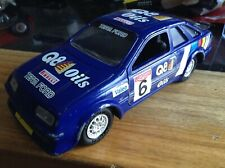 Mira Spain 1/25 ford Sierra XR4i opening doors