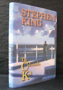 COLORADO KID HAVEN Stephen King HB/DJ LIMITED UK 1st EDITION Edward Miller