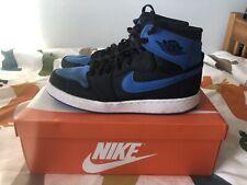 Nike Air Jordan 1 KO High Black Sport Blue Size UK 8.5/US 9.5/EU 43/27.5cm AJ1KO