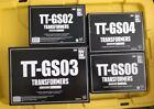 Takara Tomy 146117 Transformers Generation Selects Seacons Turtler