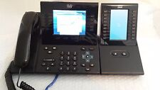 Cisco CP-8961-C-K9 IP Phone with Key Expansion Module