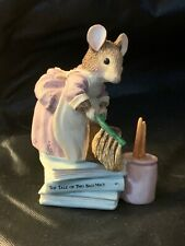 The World of Beatrix Potter Hunca Munca 199516 Gift figurine collectible Euc