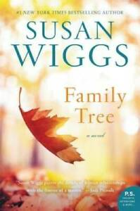 Family Tree: A Novel - Paperback By Wiggs, Susan - VERY GOOD