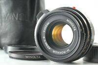 EXC+5 Late Model Minolta M Rokkor 40mm f2 Lens For CL CLE From JAPAN #F637