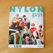 BABY METAL Stray Kids NYLON JAPAN 2/2020 magazine w/poster
