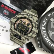 Casio G Shock * GDX6900CM-5 Oversized Tiger Camouflage Green for Men COD PayPal