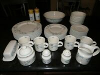 PFALTZGRAFF *April* 46 Pcs.  Place Setting Dinnerware Set
