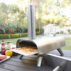 Big Horn Outdoors Pellet Grill Wood BBQ Smoker Portable Pizza Oven Food Grade SS photo