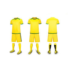 VANS 10 High Quality Soccer Uniforms Set Shirts & Shorts Team Club Clothes