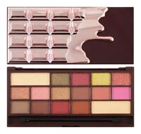 Makeup Revolution I Heart Makeup  Eyeshadow Palette Chocolate Rose Gold