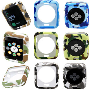 For Apple Watch Accessories Case Protector Cover Watch 38mm 42mm Skin Bumper