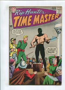 RIP HUNTER #26 (5.0) *FISHERMAN COLLECTION* TIME MASTER 1965